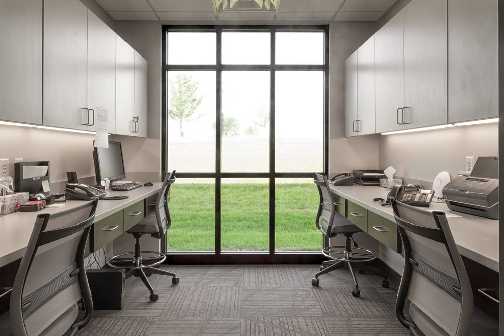 Office space at Summit Eye Center