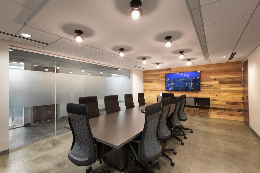 Conference Room A at Edison Spaces