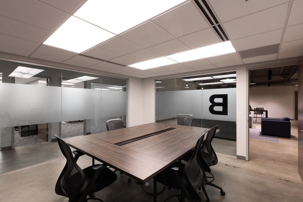 Conference Room B at Edison Spaces