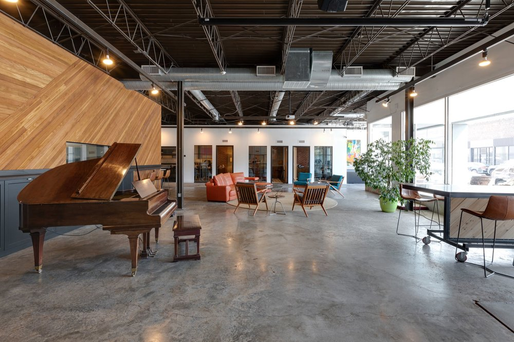 Lounge at BicMedia