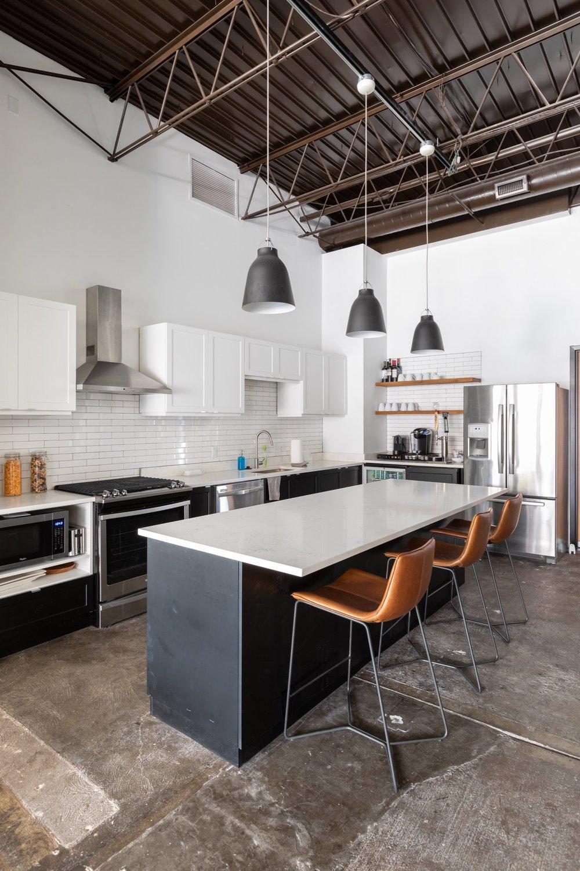 Kitchen at BicMedia