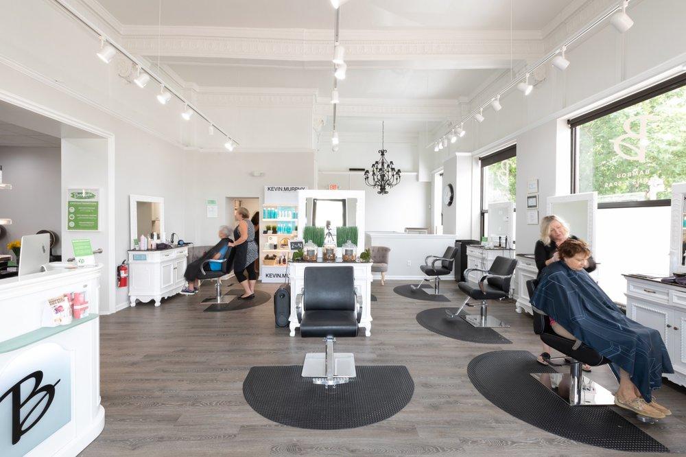 Salon space at Bambou Salon
