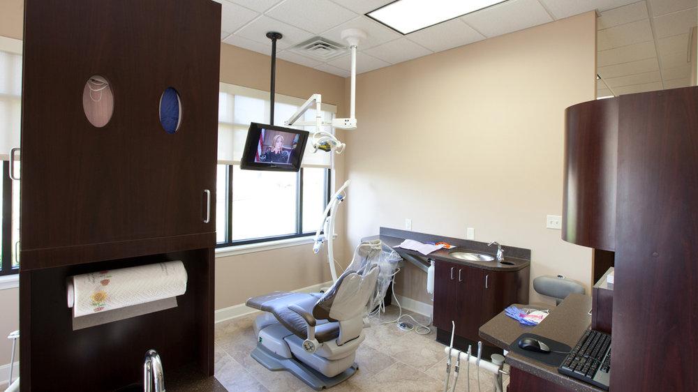 Dental Expressions exam room