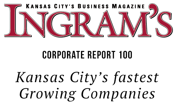 Ingram's Magazine Corporate Report 100 - Kansas City's fastest Growing Companies