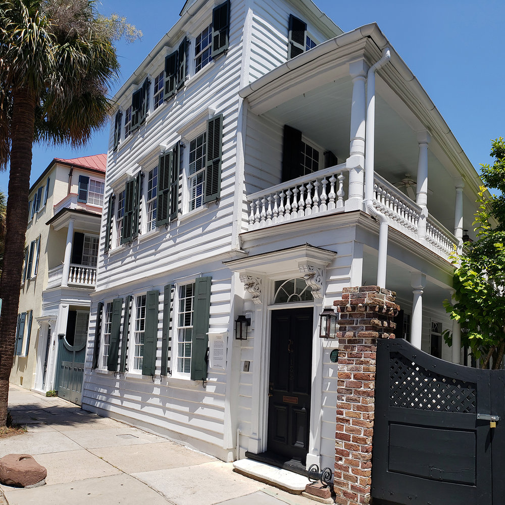 Charleston Single Home