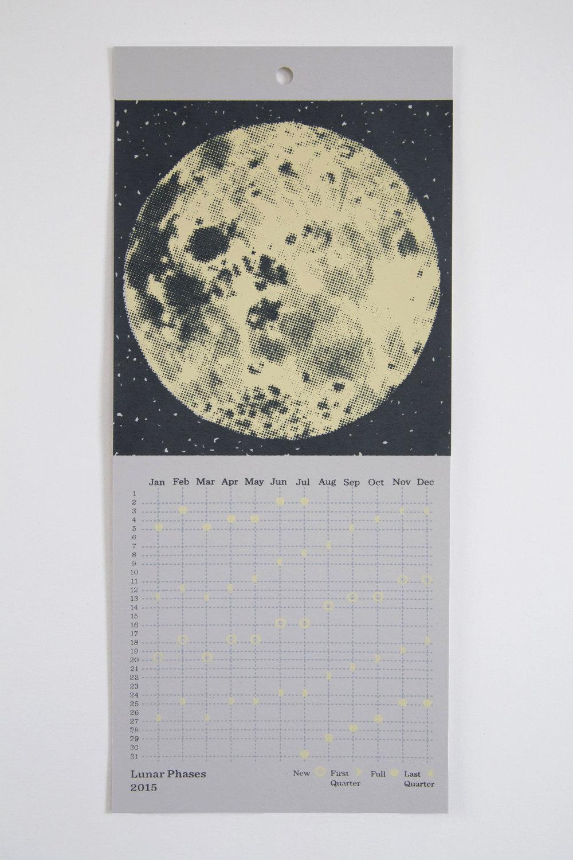 Lunar Phases 2015