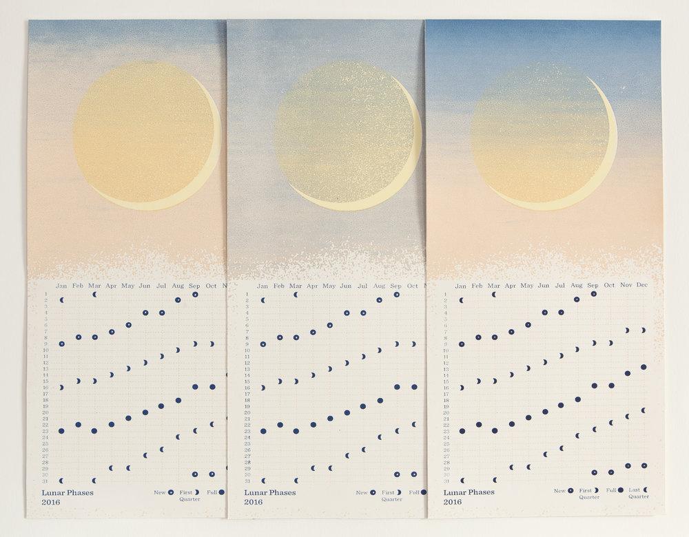 Lunar Phases 2016
