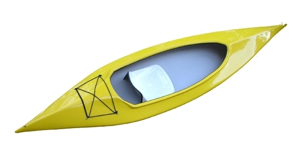BEST DEAL IN A FIBERGLASS KAYAK!