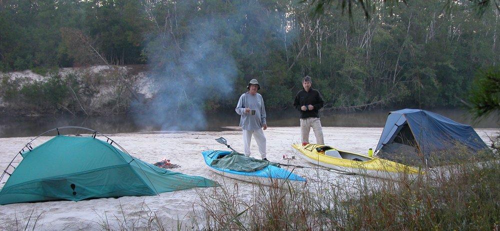 Blackwater River with Reid, October  16-20, 2005 Kayak & Camp 073.jpg
