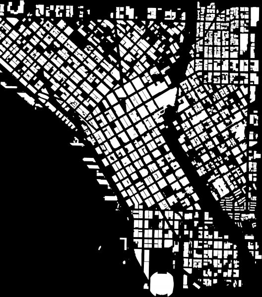 seattle figure ground