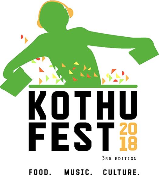 Kothu Fest 2018 Logo