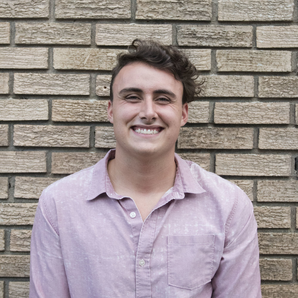 Connor Shoup - Student Ministry Intern