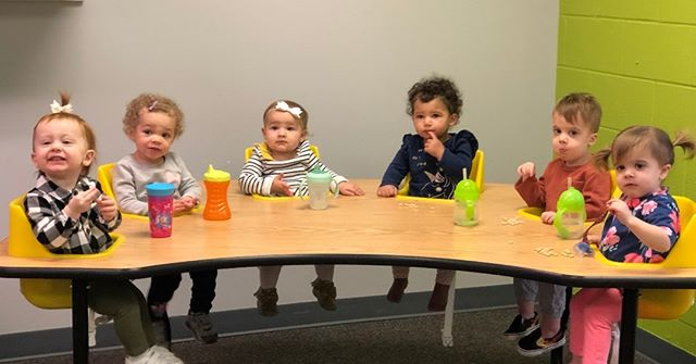 We hope your Wednesday is as precious as these cruisers and their cheerios ☺️