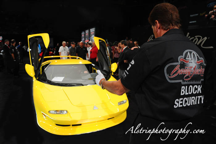 phoenix event photographers yellow super car
