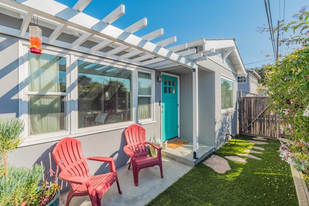 Beach House Rental Santa Cruz