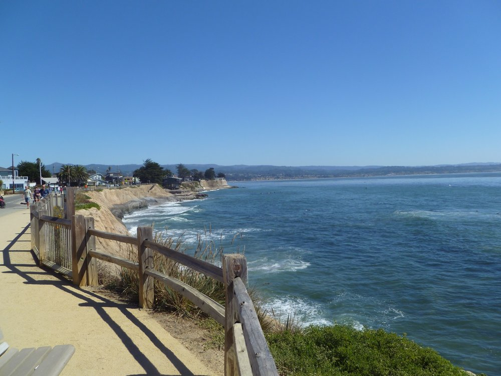 East Cliff Drive, Santa Cruz | Pleasure Point
