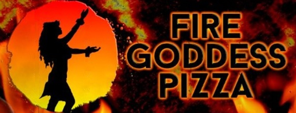 Fire Goddess Pizza