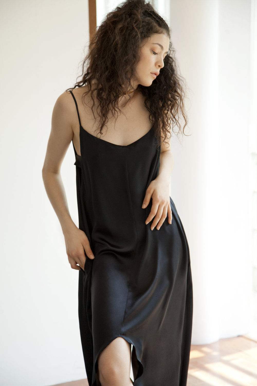 MIZUKI DRESS- BLACK SILK SLIPDRESS.jpg