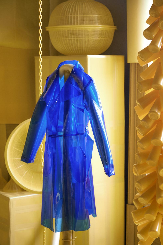 Trench coat de Paloma Lira.