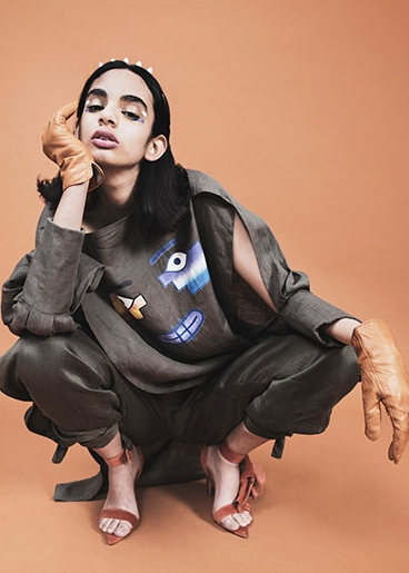 Darle su lugar a la moda nacional: Archivo Moda Mexicana // UnoNueveDos - Junio 2018
