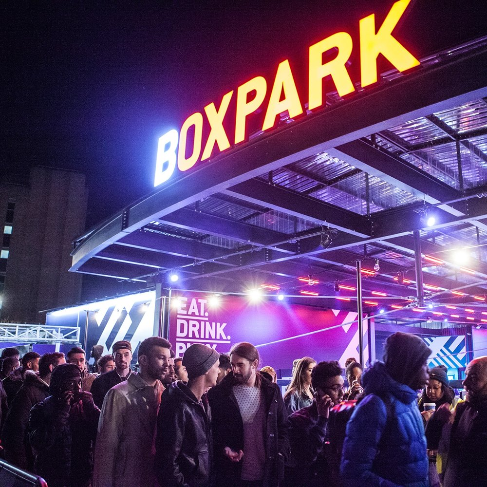 Boxpark Croydon