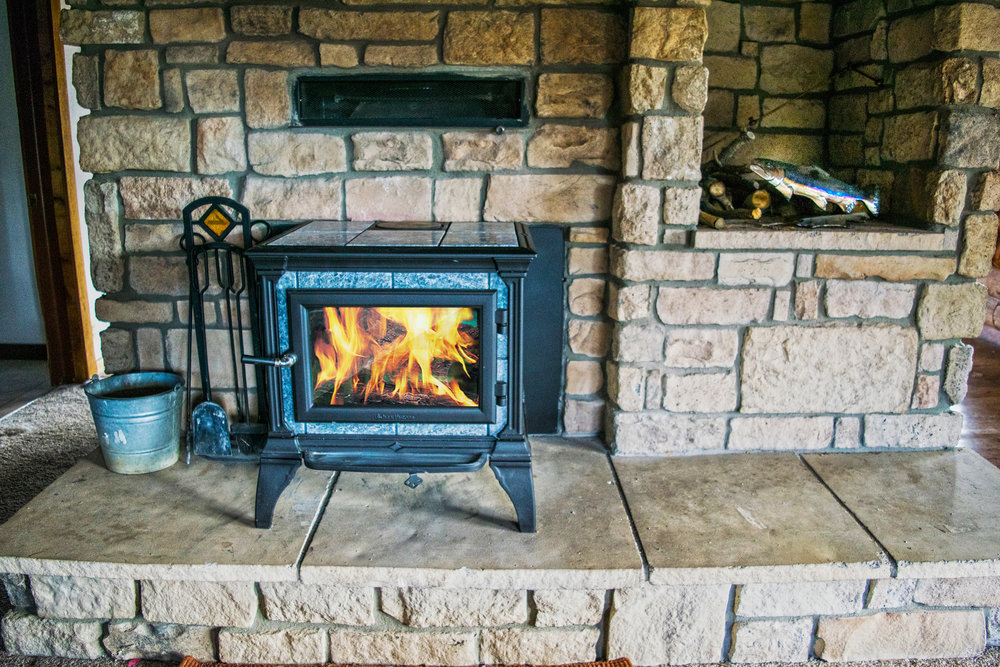 Hearthstone Castleton Wood Stove