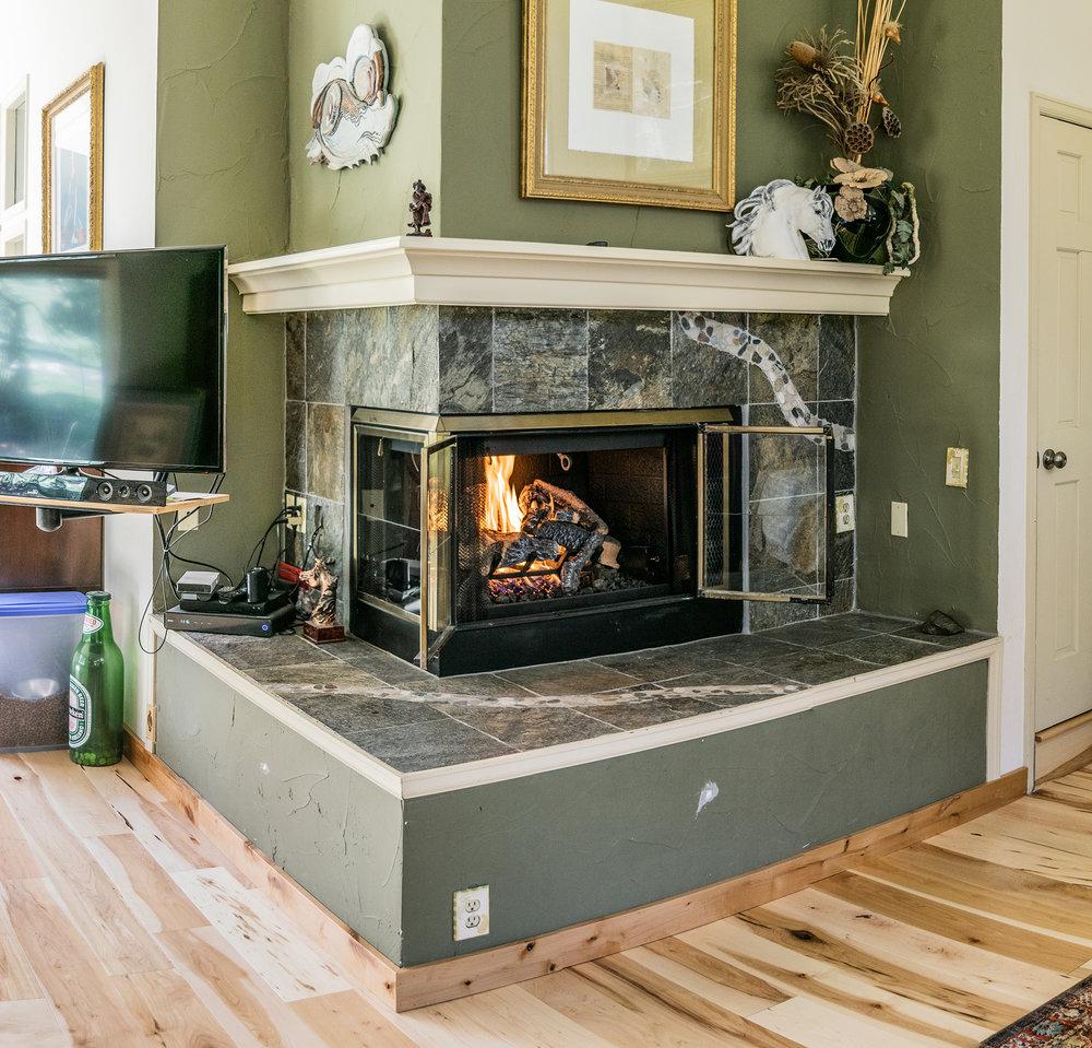 Hargrove Oak Gas Log Set