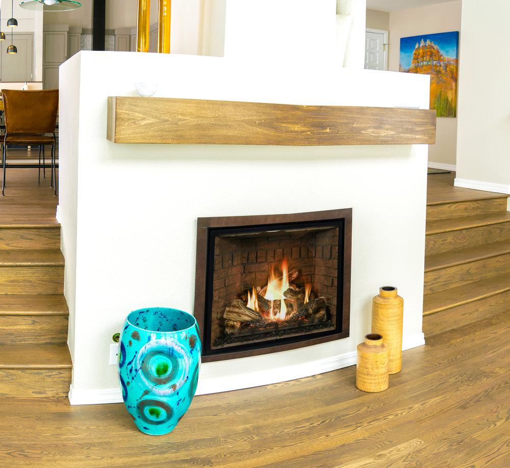 Mendota FV41 Gas Fireplace