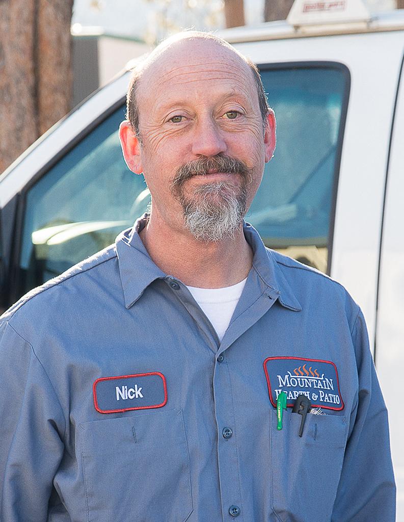 Nick Wallbank - CSIA & NFI-Certified