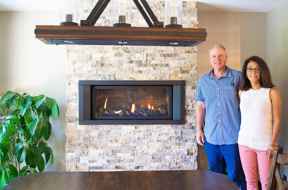 Fireplace Xtrordinaire 3615 Gas Fireplace