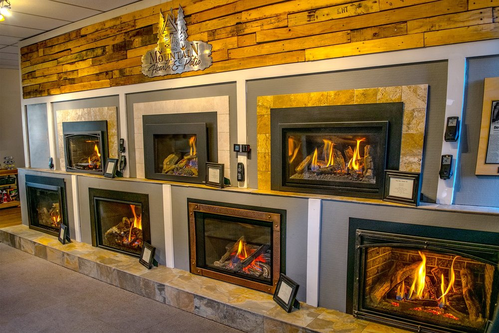 Inserts & Gas Log Sets  Inserts are used in old, inefficient masonry fireplaces. There are two types, ultra-efficient heaters called inserts, and decorative styles called gas log sets.