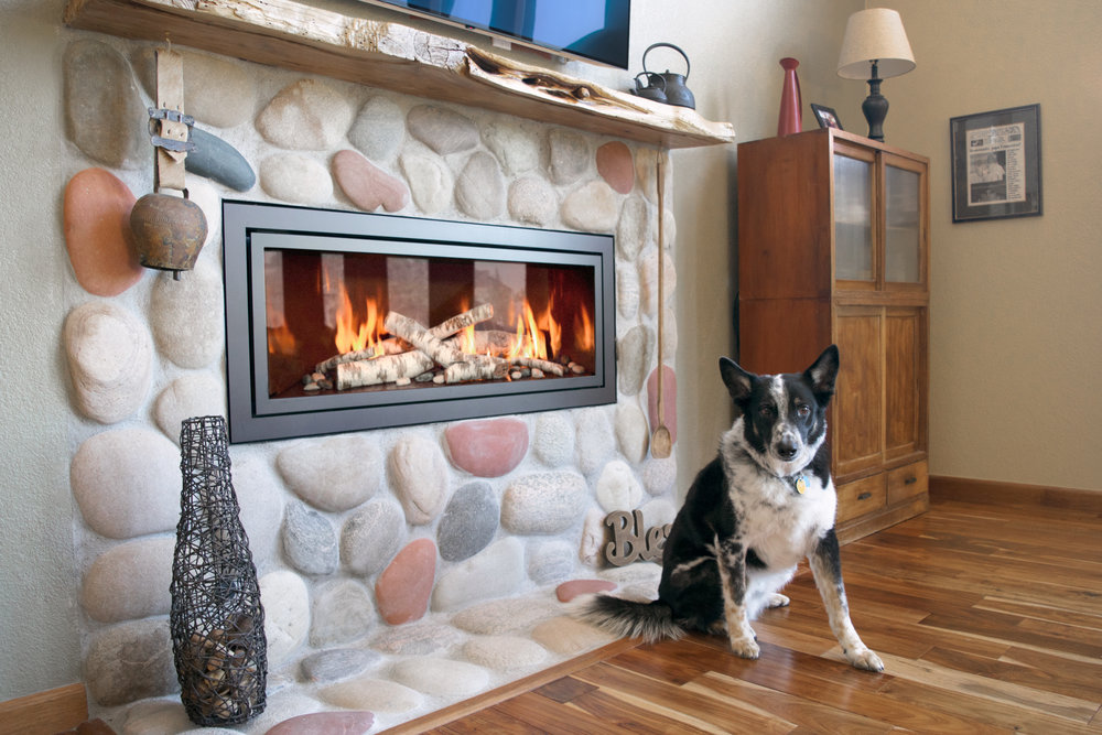 Fireplaces  Fireplaces come in many shapes, sizes and styles. They get framed into new construction or remodels, and some are zero-clearance for installation into any space.