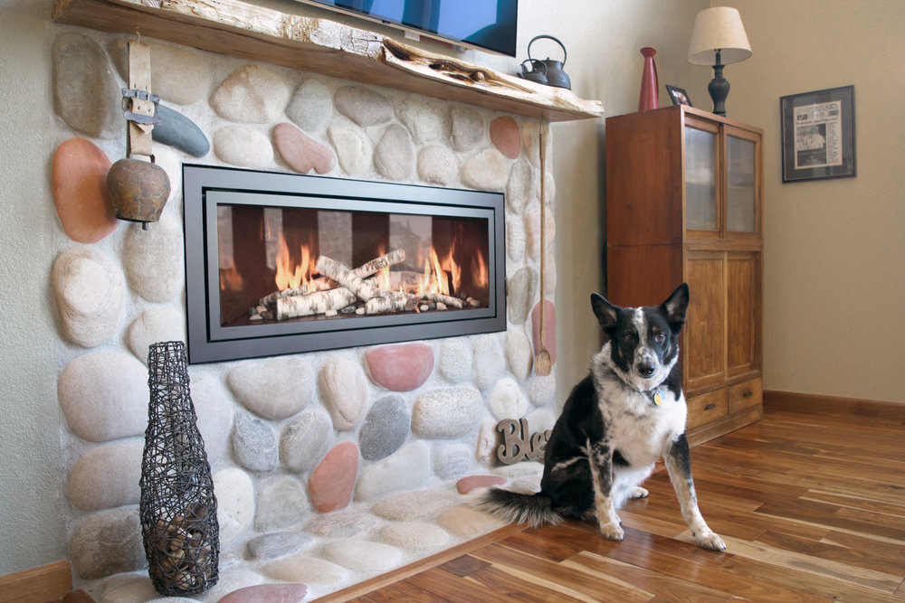 Mendota ML47 Gas Fireplace