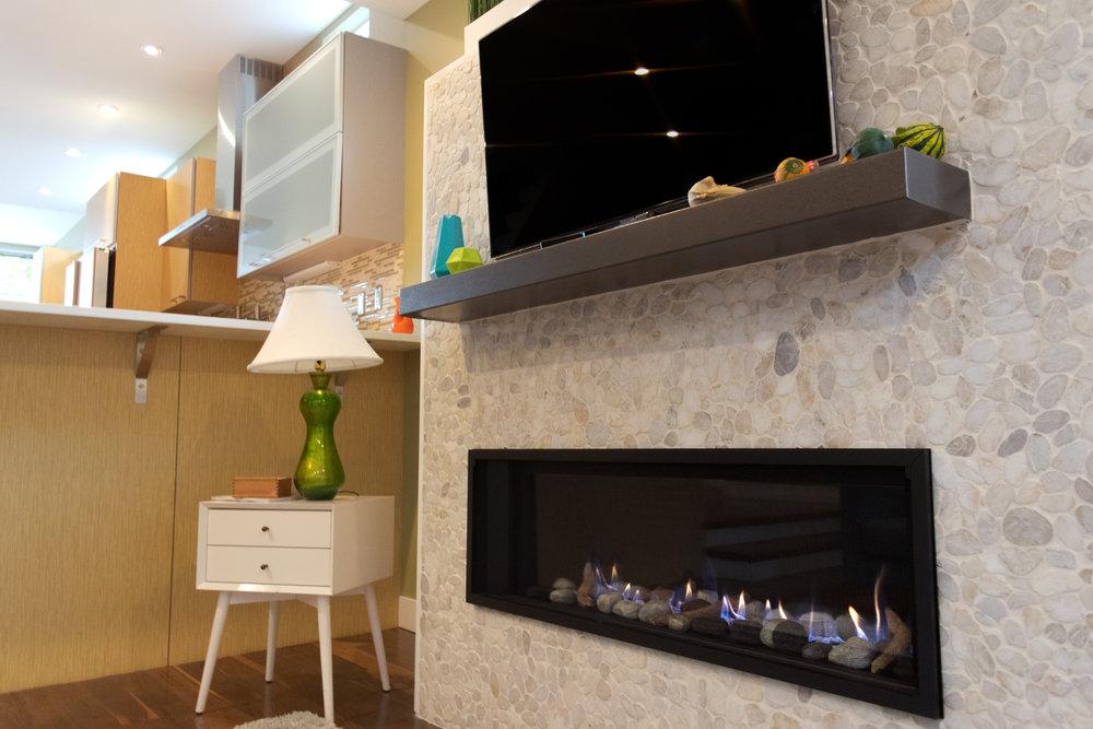 Valor L2 Gas Fireplace