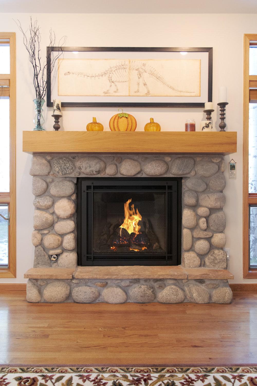 Kozy Heat Bayport 36 Gas Fireplace