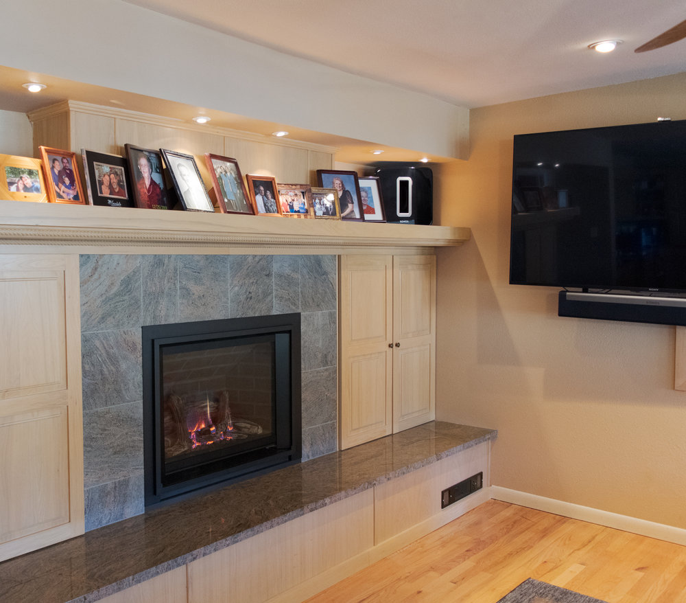Valor H5 Gas Fireplace