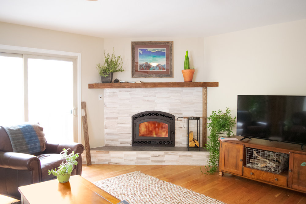 Copy of Astria Montecito Wood Fireplace