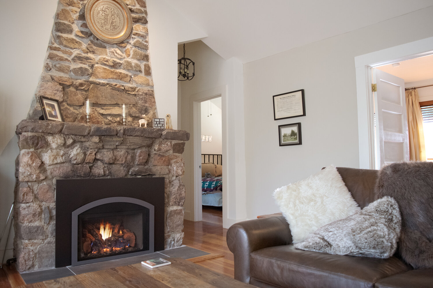 Improve Your Life With A Fireplace Insert Mountain Hearth
