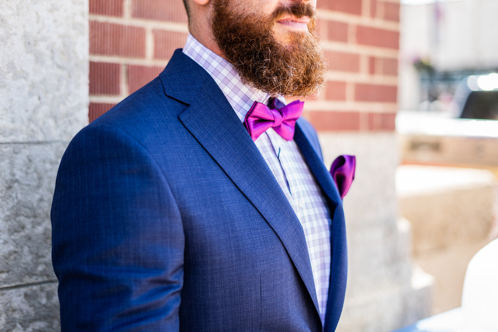 Pulling a look together, or breaking it up for dramatic effect, the right tie and square have long been staples for both casual and formal attire.