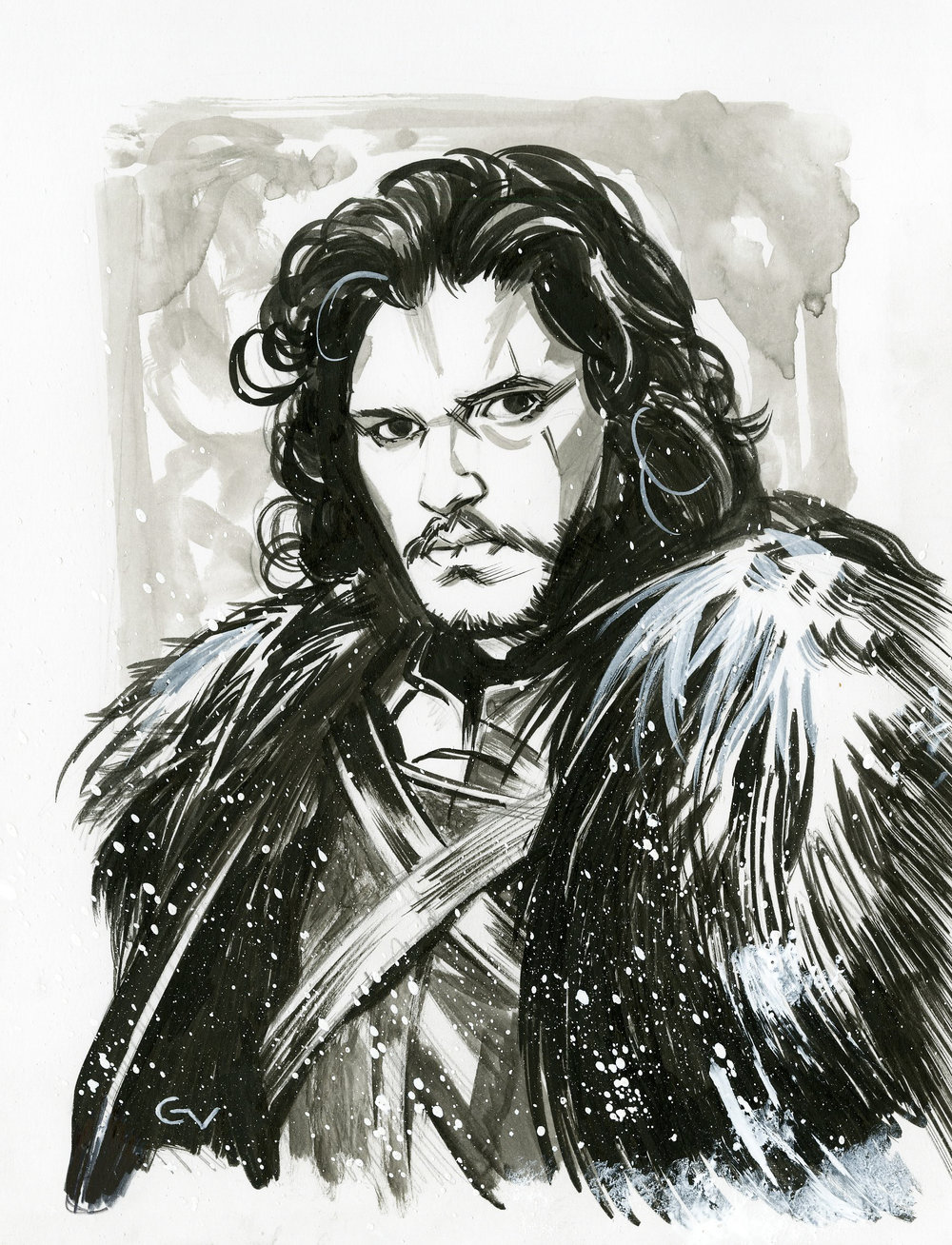 Jon Snow by Giovanni Valletta.jpg