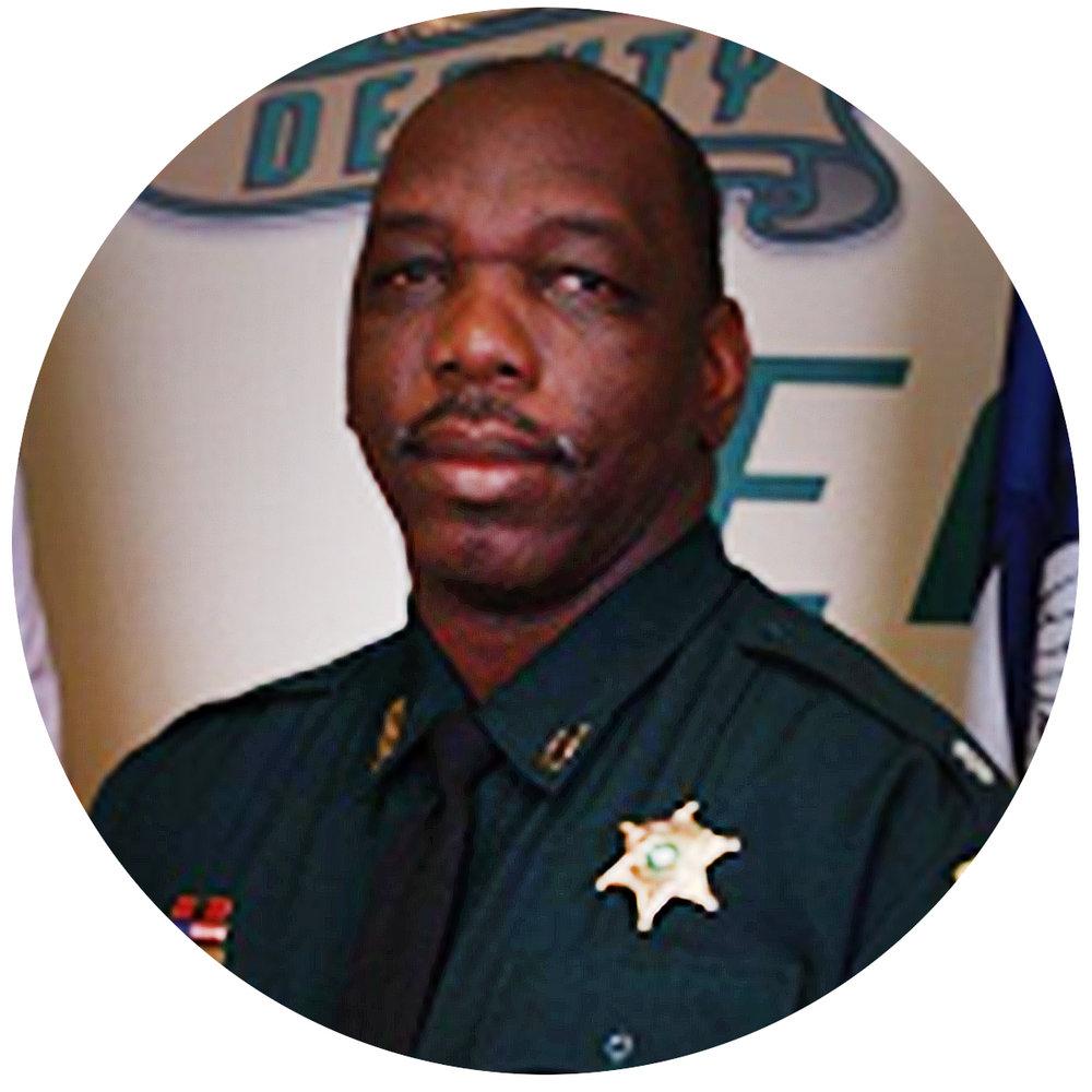 Dennis Grimes  East Baton Rouge Parish Sheriff's Office, Warden