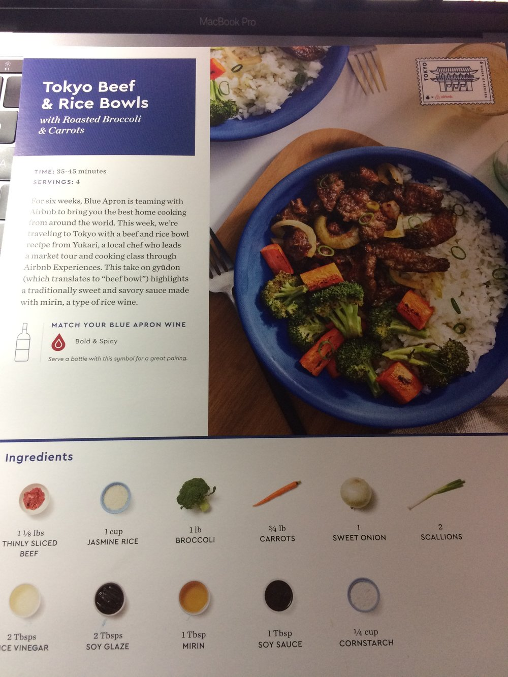 - This recipe claims that it takes 35-45 minutes to make. That is accurate - as long as you don't take into account any of the pre-cooking prep. My overall time for this recipe was about an hour and a half, but to be fair - I'm a very slow chopper.
