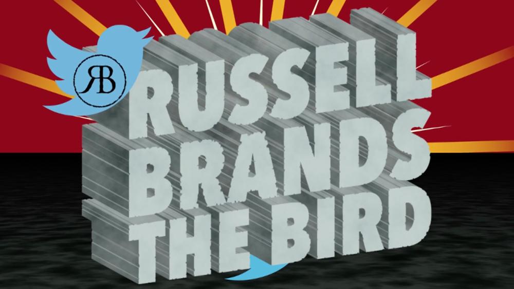 Russell Brands The Bird (2014)