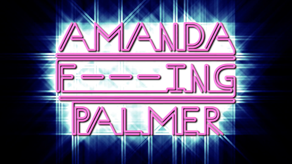 Amanda Fucking Palmer On The Rocks (2014)