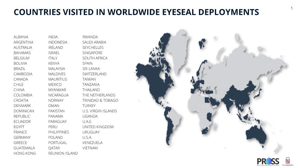 EyeSeal Countries visited during EyeSeal deployment .png
