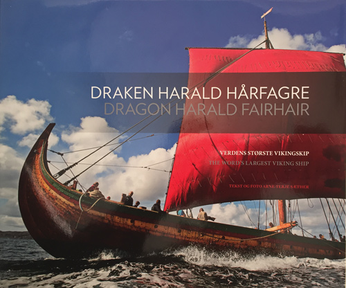 Cover of Arne-Terje's bilingual book on the topic.
