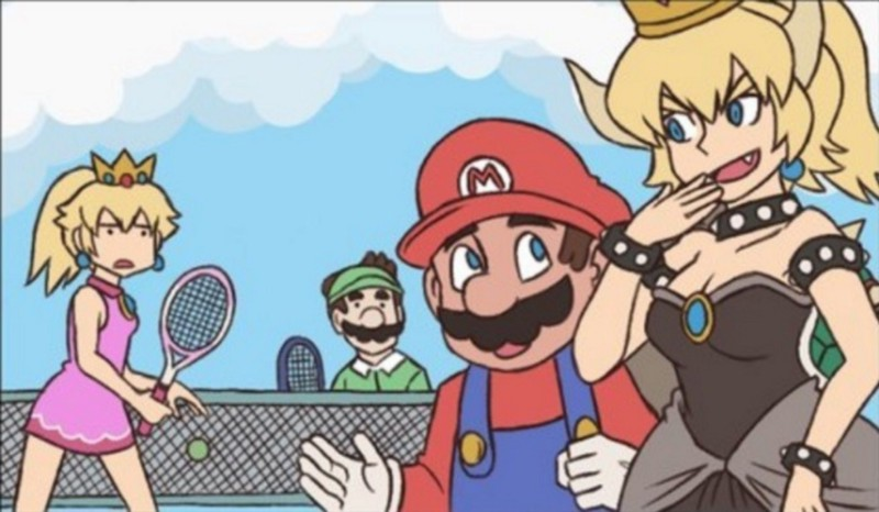 The Super Crown's some spicy new Mario lore, Ayyk92,   twitter.com