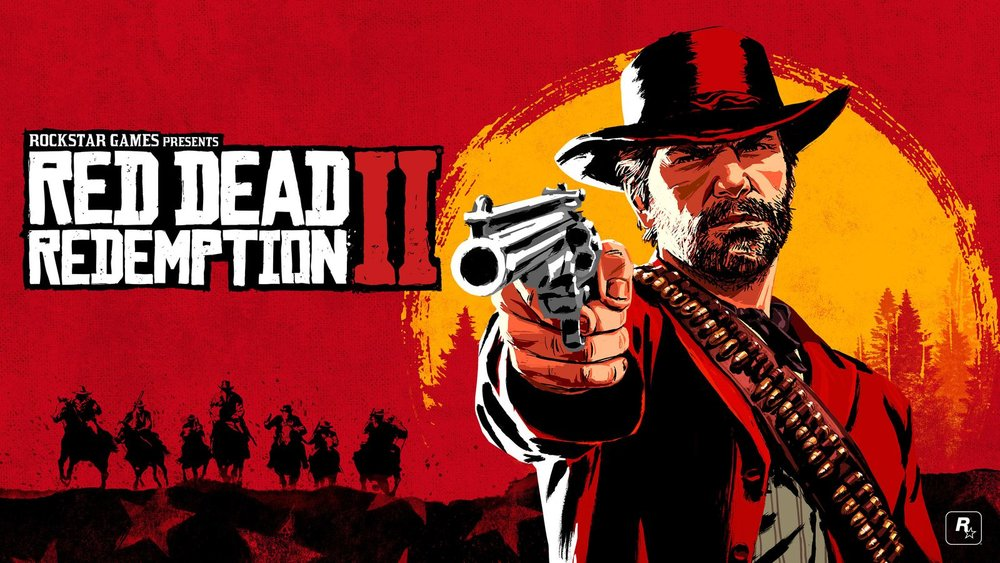 RDR2 Official Art, Rockstar,   Rockstar Games