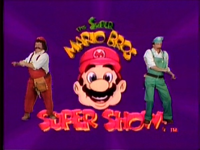 Super Mario Bros Super Show, DIC Entertainment,   Mario.Wikia.com