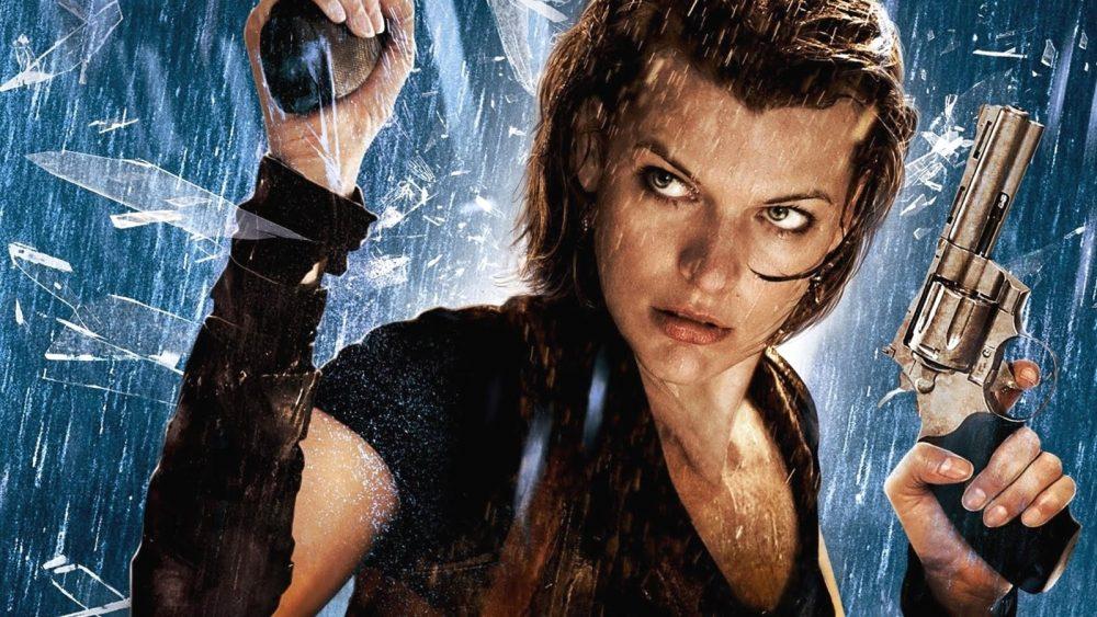 Resident Evil: MIlla, Constantin Films,   sfWallpaper